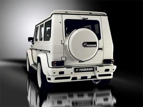 Mercedes-Benz, Hamann