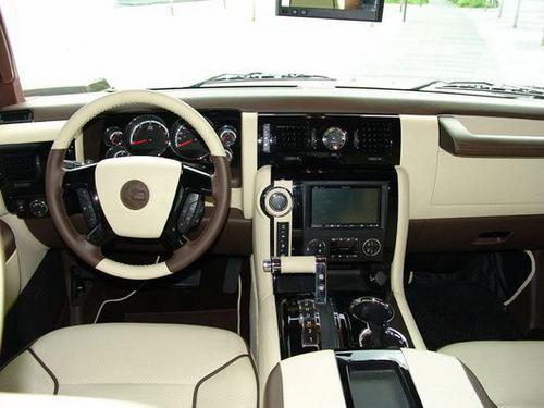 Luxury Hummer H2