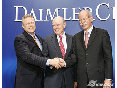 Chrysler vs Daimler