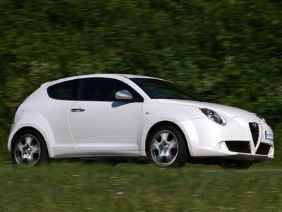 Alfa Romeo declared price Alfa MiTo MultiAir 2010