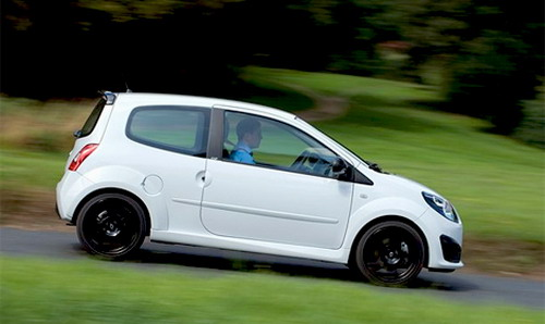 Track version Renault Twingo