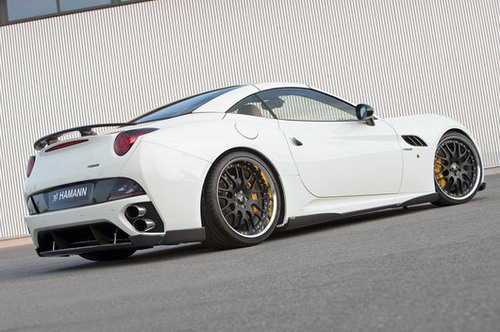 Ferrari California from Hamann