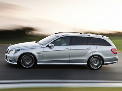 Mercedes-Benz has designated price E63 AMG Estate