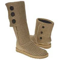 Knitted boots UGG Australia Women's Classic Cardy