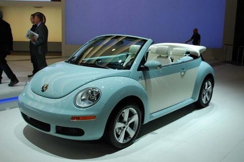 Volkswagen Beetle (cabriolet)