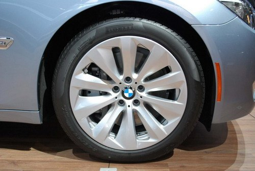 Wheel disk BMW