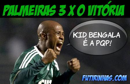 Palmeiras segue na Sul-Americana