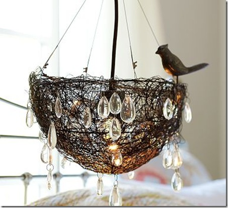 Nest Pendant Pottery Barn