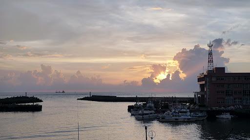 漁人碼頭夕照