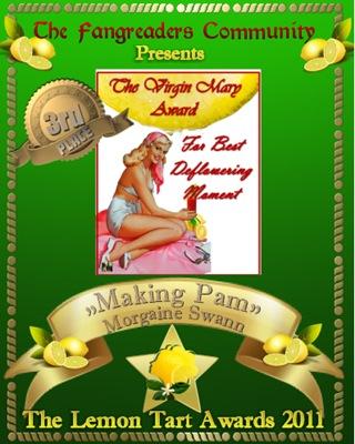 The Virgin Mary Award 3rd Place