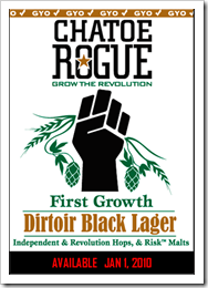 image courtesy of Rogue Ales