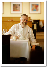 image of Chef Philippe Boulot courtesy of Heathman Hotel PDX's Flickr page