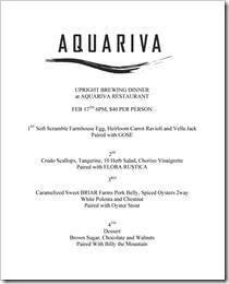 image courtesy of Aquariva Italian Kitchen