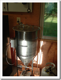 image of Foggy Noggin's Fermenter courtesy of our Flickr page