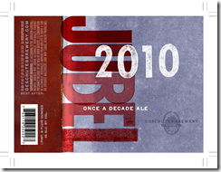 image of the proposed label design courtesy of The Full Pint, please visit their site.