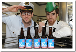 image of your board members courtesy of Brewdog's 'blog'