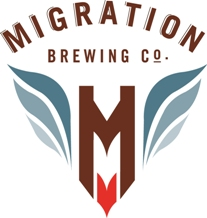 Migration Brewing Co.'s logo courtesy of their website