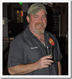 image of Naked City Brewery & Co-Owner Don Webb courtesy of our website