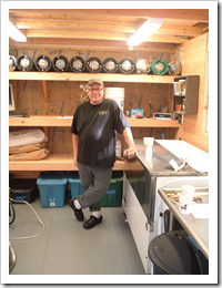 image of Foggy Noggin owner and brewer Jim Jamison courtesy of our Flickr page