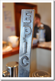 image Epic Ales Taphandle courtesy of our Flickr page