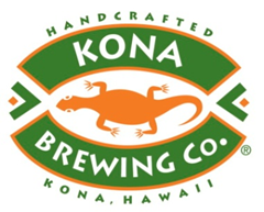 image courtesy of Kona Brewing Co.