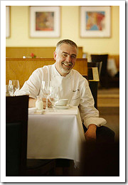 image of James Beard award winning, Culinary Director - Philippe Boulot!, courtesy of Heathman Hotel's flickr page