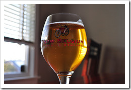 image of New Belgium's Imperial Berliner Style Weisse Ale courtesy of our Flickr page