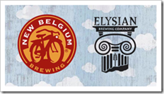 image courtesy of New Belgium and Elysian Brewing