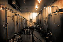 image of Laurelwood Brewing Company, NE 51st Avenue, courtesy of Portlandbeer.org's Flickr page