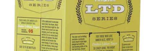image of LTD 05 courtesy of Full Sail Brewing Co.