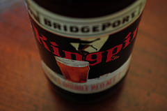 image of Bridgeport Brewing's Kingpin Double Red Ale courtesy of our Flickr page