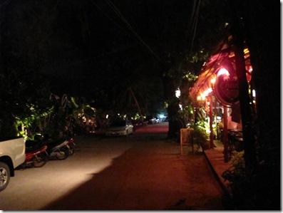Nai Yang Town Nightime