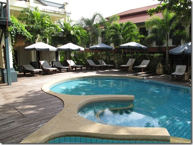 Suwan Palm Swimming Pool