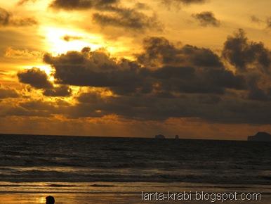 Wattery Sunset