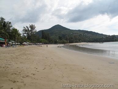 Kamala Beach Looking South