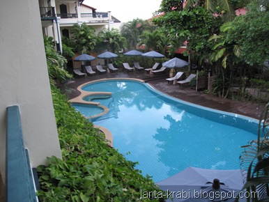 Suwan Palm Resort Swimming Pool