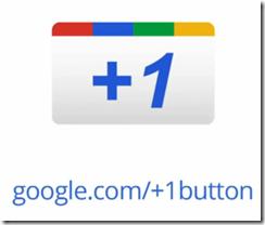 El boton Me gusta de Google