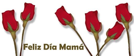 imagen de rosas para felicitar a las madres en el dia de la madre, image of roses to congratulate mothers on mother's day