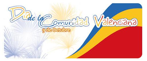 dia de la comunidad valenciana 9 de octubre