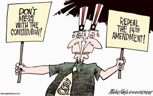 14th+amendment+cartoon