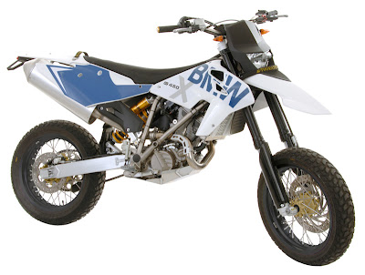 Touratech G450X Supermoto