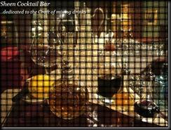 Sheen Cocktail Bar Logo