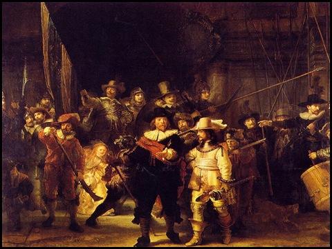 Rembrandt-La-ronda-di-notte