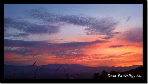 Desa ParkCity_KL_Sunrise