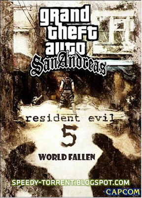 GTA San Andreas - Resident Evil 5 World Fallen PC torrent