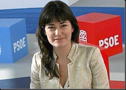 Carmen Montón, portavoz de Igualdad del PSOE