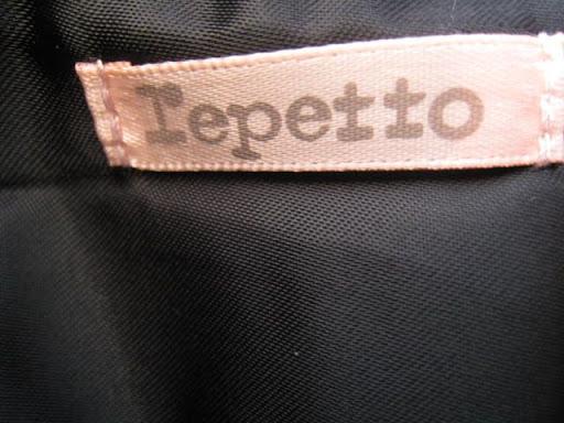 レペットベロアバッグ