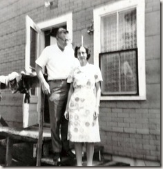 RUSTY AND ANNIE PETROFF CA 1964