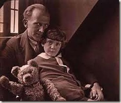 milne and christopher robin