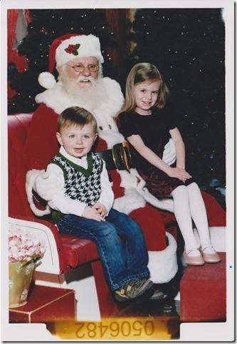 Christmas Niamh age 5 001